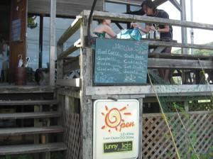 大浜のカフェ