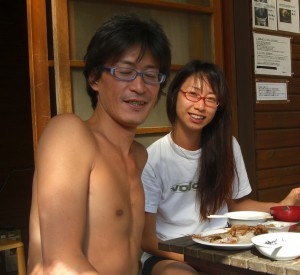 コテージ伊豆.com お客様の声 台風15号の弓ヶ浜で・・・