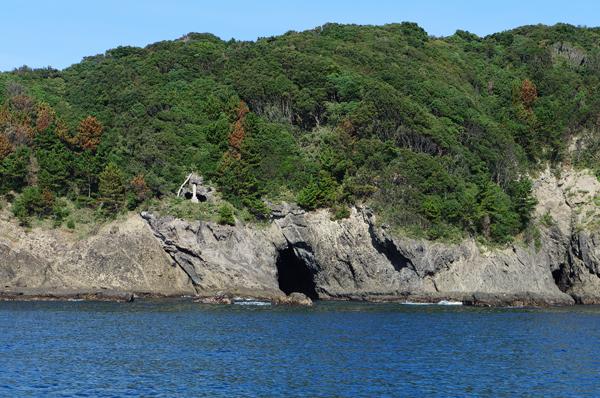2000年前の南伊豆の古代国家を探る弓ヶ浜の漁船ツアー(弓ヶ浜ジオパーク)