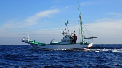 コテージオーナーは釣り船もやっていて、船釣り体験もできます。