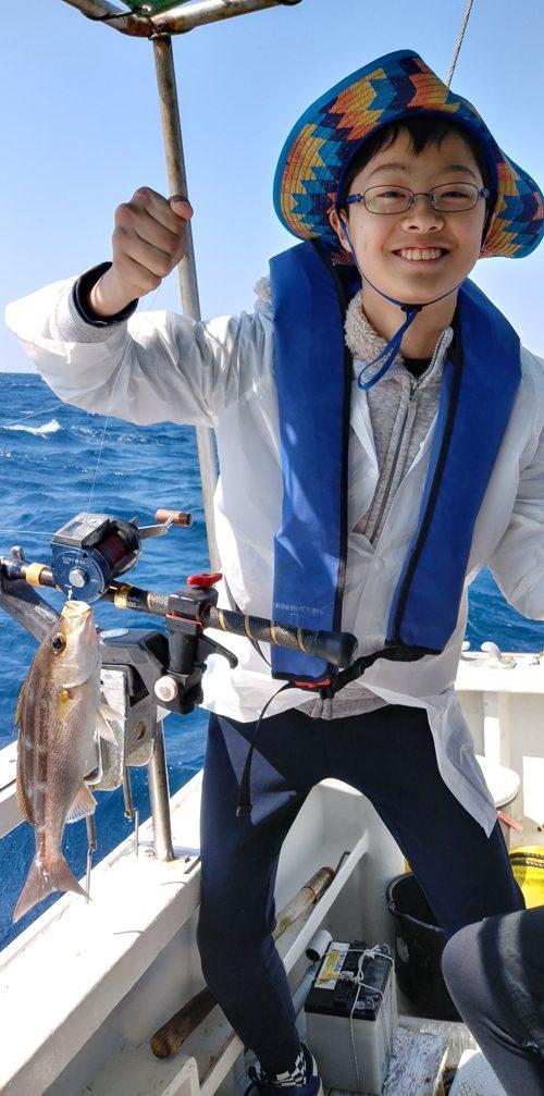 自分で釣って自分で料理する、一生の想い出。